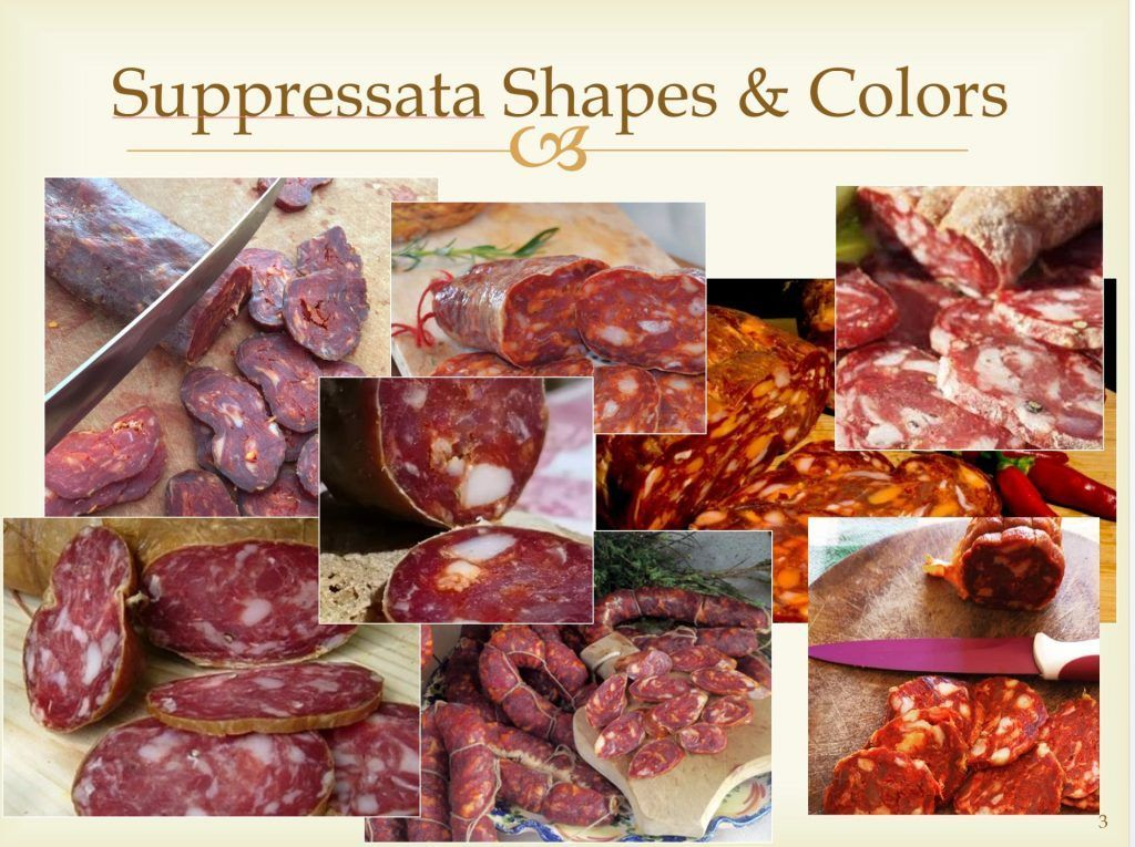 Suppressata Making<br> A True Calabrese Tradition